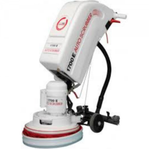 hard floor scrubber machine